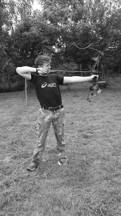 Une passion : la chasse à l'arc